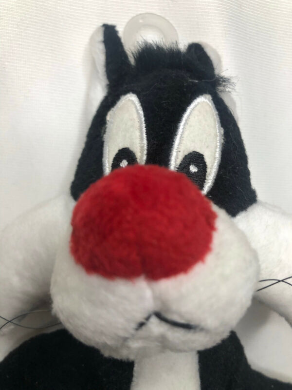 Sylvester the Cat Plush Looney Tunes Stuffed Animal Character Warner Brothers