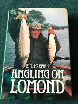Angling on Lomond, Bill McEwan, 1980, first edition.