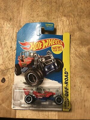 Hot Wheels 2014 Mountain Mauler #103 Diecast Car