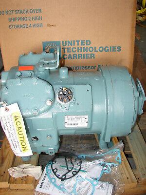 Genuine Carlyle Carrier 06dr Chiller Compressor 06dr8206dc3650 400460v 3ph
