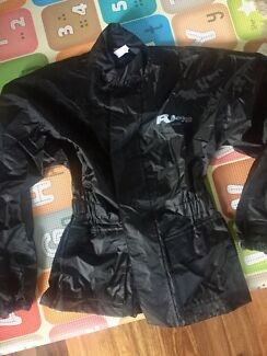 Rjays wet weather jacket and pants