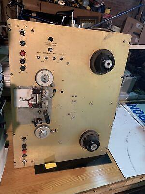 Vintage Pro Radio Station Scully Copy Reel To Reel Machine WAJR AM Clarksburg WV