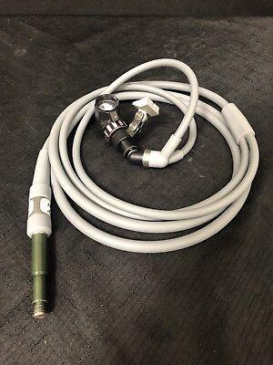 Luxtec Integra Lifesciences Fiber Optic Cable Lens