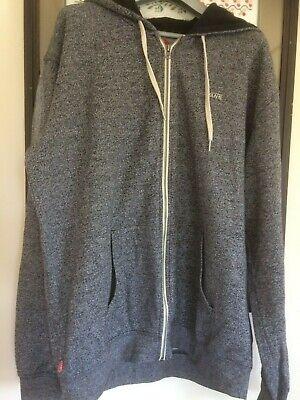 VANS Mens Grey Hoodie XL