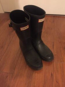 Selling tall and short hunter boots!