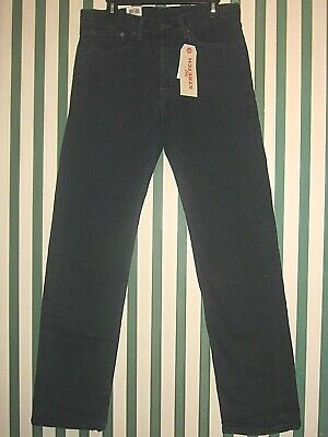 NWT Levi's 505 Regular Fit Black Straight Leg Men's Jeans; Various - Black Regular Fit Jeans