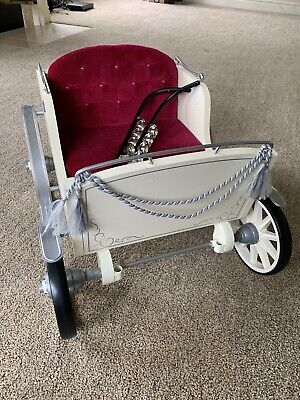 american girl doll carriage