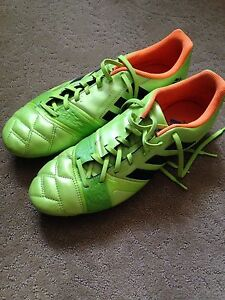Almost New Soccer Cleats