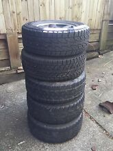 4x4 Alloy Rims and Tyres Bilambil Tweed Heads Area Preview