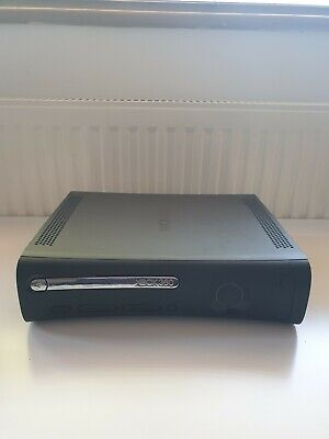 Microsoft Xbox 360 Matt Black Console Replacement Only