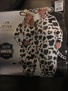 Cow Costume Adult size L/XL