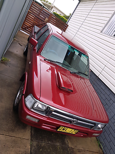 Toyota Hilux Supercharged Engineered 1997 Dual Cab Sydney City Inner Sydney Preview