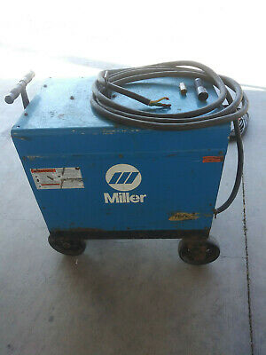 Miller Dialarc 250 Acdc Constant Current Acdc Arc Welding Power Source 901564