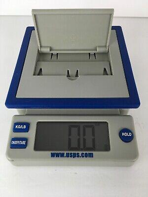 Genuine Rare United States Postal Service 10lb Digital Table Scale 3110 No Plug