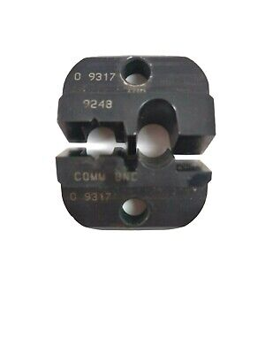 220244-1 Amp Crimp Die Comm Bnc 09317-9248