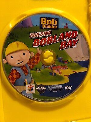 Bob the Builder - Building Bobland Bay (DVD, 2008) Free Shipping Building Bobland Bay