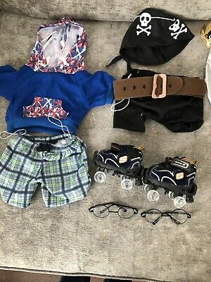 Build A Bear And Disney Duffy Outfits