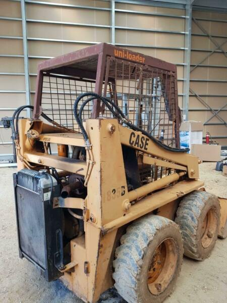 Case 1835b skid steer bobcat | Construction Equipment | Gumtree