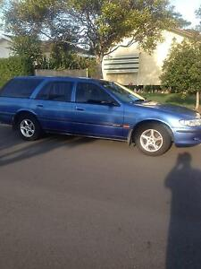 1995 Ford Falcon Wagon Clontarf Redcliffe Area Preview