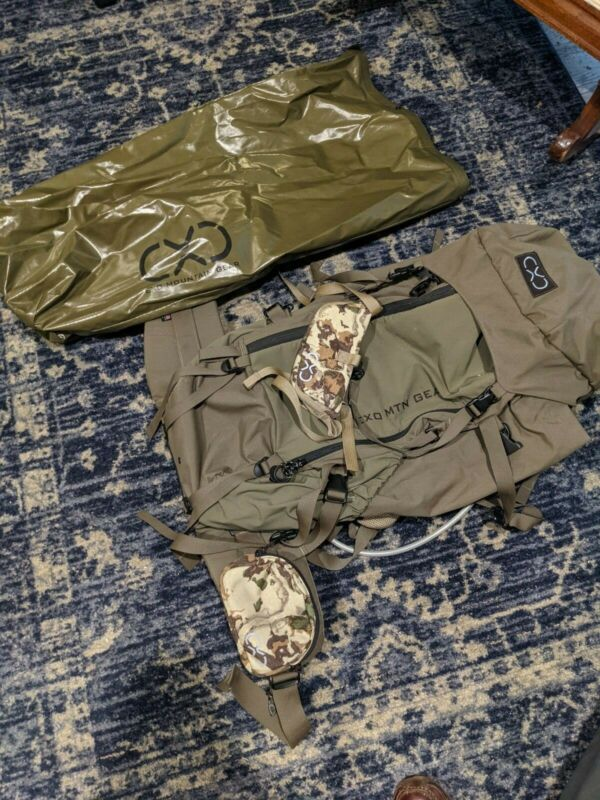 Exo Mountain Gear K² 3500 Backpack (ranger, small)