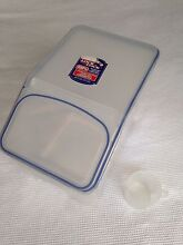 Near new Lock & Lock classic rice caddy / container 12L - $20 Waverley Eastern Suburbs Preview