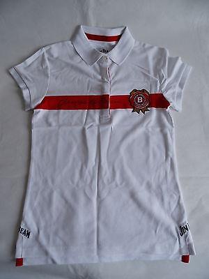 Jim Beam  Polo Shirt in Größe M Kurzarm Damen   siehe Fotos