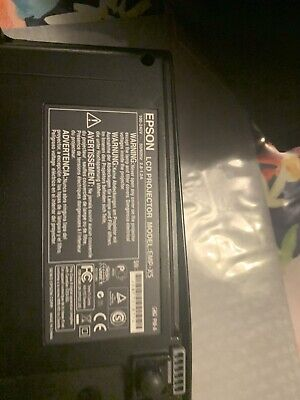 Epson EX70 LCD Projector