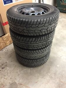 Winter Tires and Rims - 215/65R16
