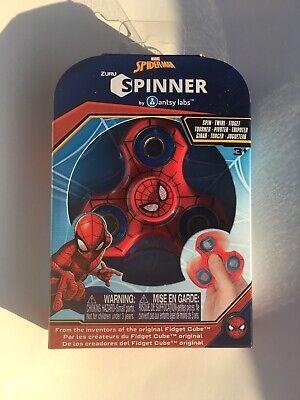 Marvel Avenger Spiderman Fidget Spinner - NIB