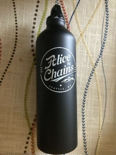 Alice in Chains water bottle 20 oz metal
