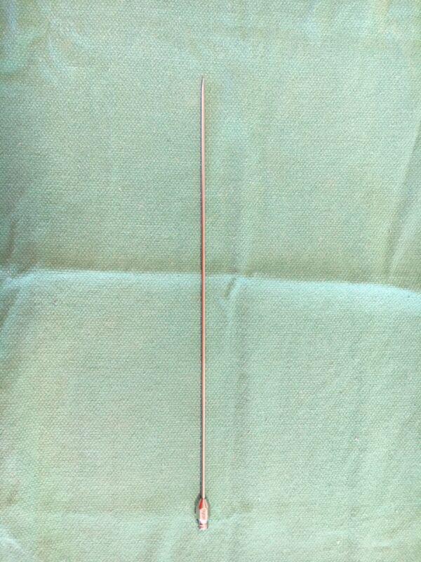 Spatula infiltration cannula