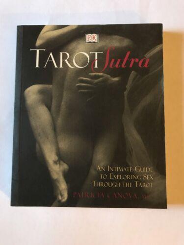 TAROT SUTRA Patricia Canova Exploring Sex Through The Tarot Guidebook ONLY - $7.99