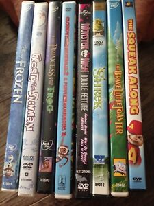 Animated DVDs
