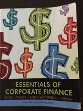 Essentials of corporate finance Ripley Ipswich City Preview