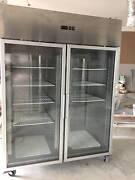 Commercial Fridges and Commercial Freezer-Glass & S'Steel Doors. Toongabbie Parramatta Area Preview