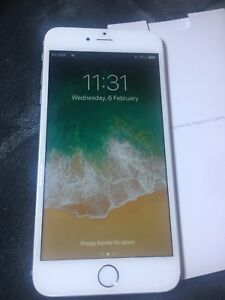 iPhone 6 Plus 16 gb as new excellent condition