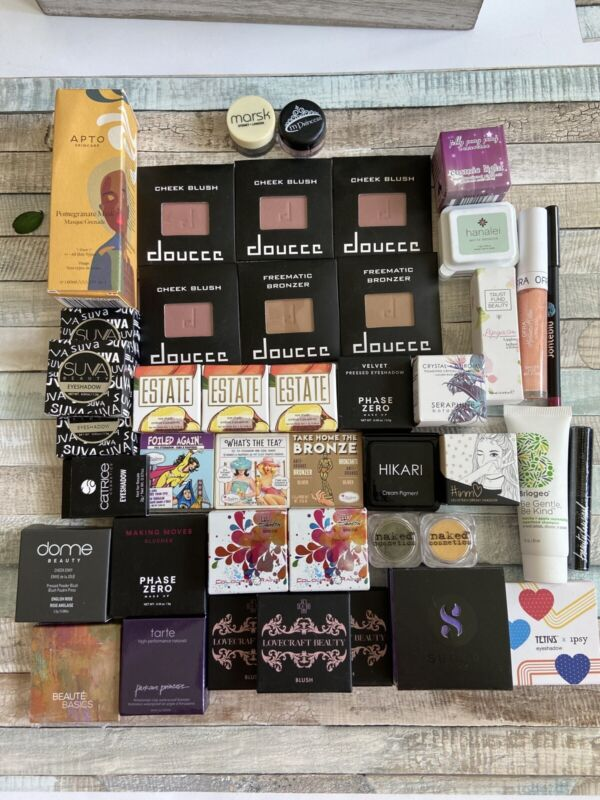 50 Piece IPSY Makeup Skincare Lot Great For Gifts Wholesale Presents Resale *L5