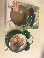 Wacky Wakers! Bull Frog Alarm Clock