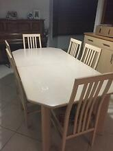 8 seat Dining Table Thornlands Redland Area Preview