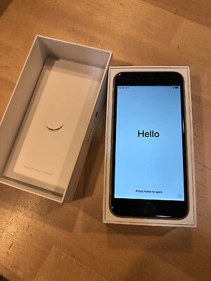 Apple iPhone 6 Plus - 128GB - Space Gray (Unlocked) A1522 (GSM) - Exc. Condition