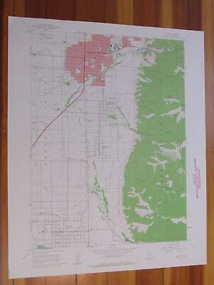 For sale Logan Utah 1963 Original Vintage USGS Topo Map