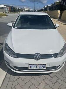 Volkswagen Golf 90TSI 2013