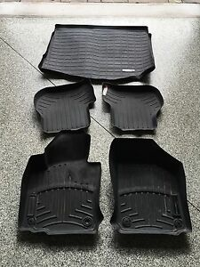 WeatherTec Winter Floormats for VW Golf MK6 West Island Greater Montréal image 2