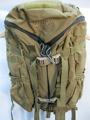 NEW Mystery Ranch 3 Day Assault Pack TriZip BVS backpack Medium