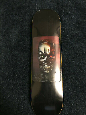 F*cking Awesome FA AVE Terminator School Photo Hologram Skateboard Deck. Dill