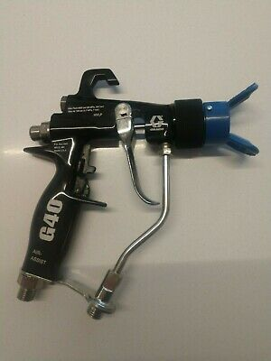 Graco G40 Air-assisted Airless Spray Gun - 24c855