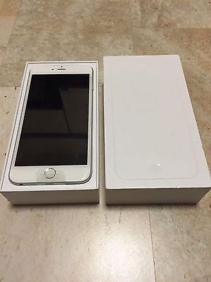 $299.99 - New In Box Apple iPhone 6 Verizon - 16GB - Silver  Smartphone