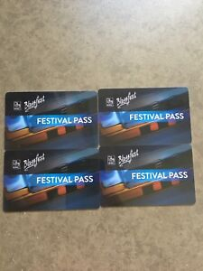 Dave Matthews band and FooFighters tickets bluesfest