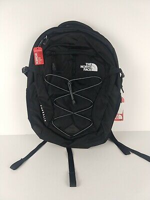 THE NORTH FACE Borealis Women's Backpack TNF Black New with Tags