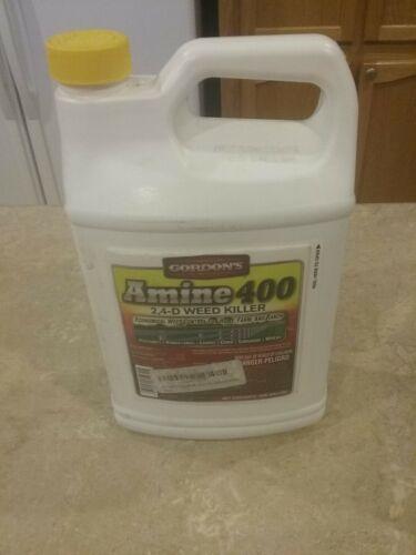 Gordons  Amine 400  Broadleaf Weed Killer  Concentrate  1 ga